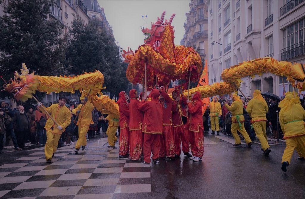 Communauté chinoise de Paris (Jacques Sun)