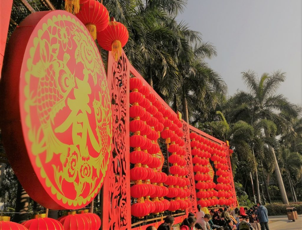 Traditions du nouvel an chinois (Jacques Sun)